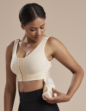 ffa7867482 Marena Recovery B19 drink bulb management bra (bottoms sold separately).