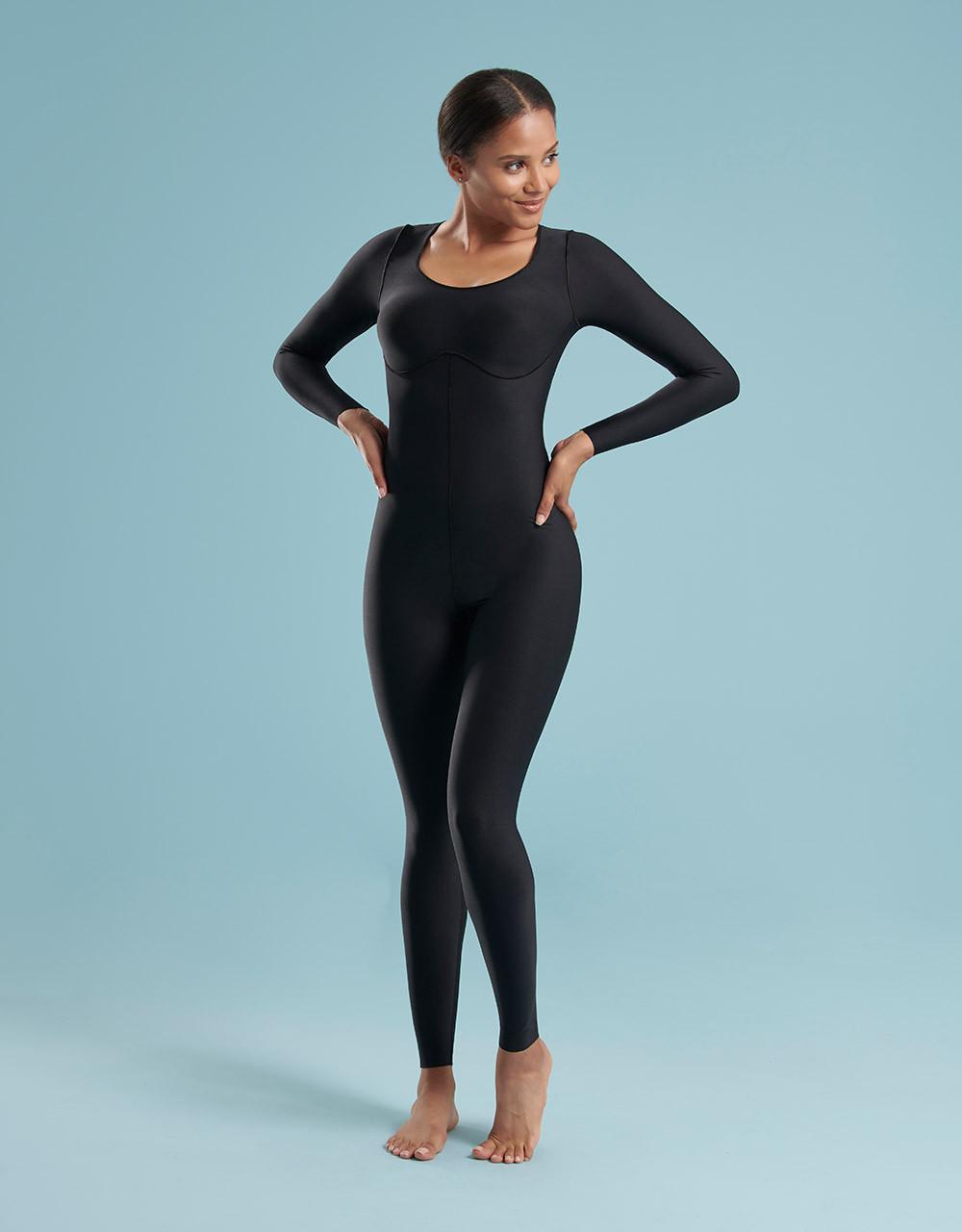 Marena Shape VA-01 VerAmor long-sleeve compression bodysuit 0fa02b6f4268
