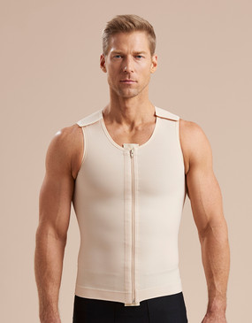 Marena Recovery MHV sleeveless compression vest