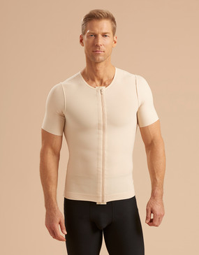 Marena Recovery MCV/SS short sleeve compression vest (bottom's sold separately).