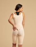 Marena Recovery FBCS compression bodysuit for Brazilian Butt Lift, seen here with the ME-811 bra (sold separately).