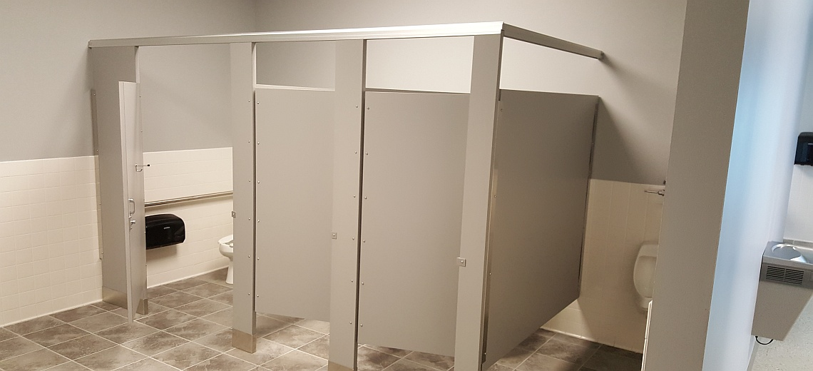 Bon Toilet Partition | Bathroom Partition | Restroom Partition ...