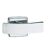 Double Robe Hook, Bright-Polished