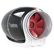 Vortex S-Line, 6 inch Inline Fan, 347CFM