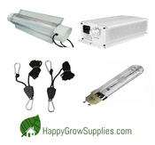 Happy Grow iLLUMENT+315AC, 315w Air Cooled CMH Grow Kit