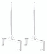 Fast Fit, Light Stand Kit Upright, 4ft