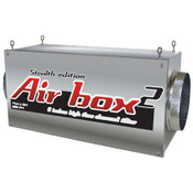 "Air Box 2 Stealth Edition 800 CFM 6"" Filter"