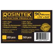 """REP Filter 90mic 1.75"""" x 5"""", Rosin Bags (20 / pk)"""
