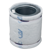Can-Filter 33, 12in X 13in Carbon Filter with 4inch Flange