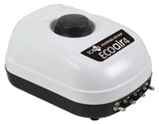 EcoPlus, Eco Air 4, Four Outlet Air Pump - 6.5 Watt 253 GPH