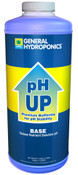 General Hydroponics, pH Up Liquid, 1L