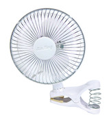 Air King, 6 inch, Clip On Fan