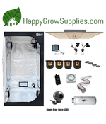 Happy Grow Hexa+LED3, 4ft X 4ft Nextlight LED Grow Kit