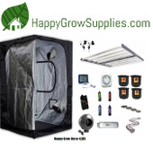 Happy Grow Hexa+LED5, 5ft x 5ft Gavita LED Grow Kit