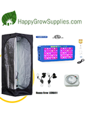 Happy Grow LEDBAS1, 2ft x 2ft LED Grow Kit