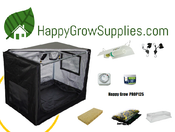 Happy Grow PROP125, 2ft X 3ft Propagation Grow Kit