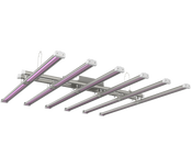 PhOTOBIO•M LED, PTB7600LS4, 600W Veg & Flowering LED Grow Light