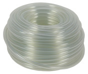 Hydro Flow Vinyl Tubing Clear 3/8 in ID x 1/2 in OD, Per Foot