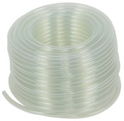 Hydro Flow Vinyl Tubing Clear 3/16 in ID - 1/4 in OD, Per Foot