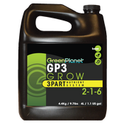 Green Planet, GP3™ Grow, 4L
