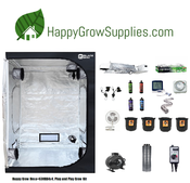 Happy Grow Hexa+630BB4X4, 630w CMH/LEC Grow Kit