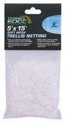 Grower's Edge, 5ft x 15ft / 6in Squares, Soft Mesh Trellis Netting