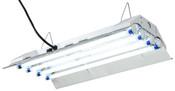 AgroFlex, T5 HO Fluorescent Fixtures, 120 Volt