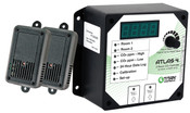 Titan Controls® Atlas® 4 - 2 Room CO2 Monitor/Controller