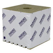 Grodan, Pargro, QD Biggie Block, 6 inch x 6 inch x 6 inch, Rockwool Cube