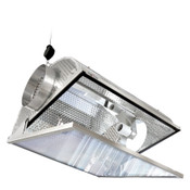 Silverstar 2XL 6'' Chrome Reflector W / Lamp Cord