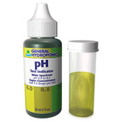 General Hydroponics, pH Test Kit, 1 oz