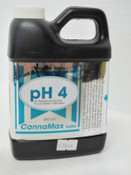 CannaMax, pH4, Calibration Solution, 500ml