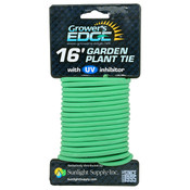 Grower's Edge, Soft Garden Plant Tie, 16ft