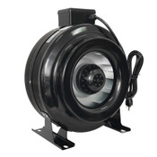 "Stealth Ventilation In-line Fan 120V 10"" 810CFM"