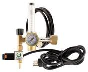 TITAN, CO2 INJECTOR / REGULATOR, 1-20 CFH