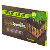 Super Sprouter® Seedling Heat Mat, 10in x 20in