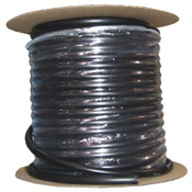 BLACK FLEXIBLE HOSE 1 / 2'' (5 / 8 EXT) (per ft)