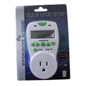 I.G. DIGITAL CYCLE TIMER CT-1 10SEC / 24H (1)