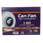 CAN-Fan, S800, 8 inch Inline Fan