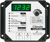 Grozone, HTC Climate Controller (Temp, RH, CO2)