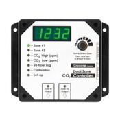 Grozone, CO2R CO2 Controller 0-5000ppm w / High Temp Shut off