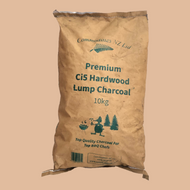 Commodities Premium Hardwood Lump (Ci-5) Charcoal 10kg