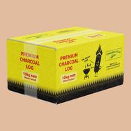 Commodities Premium Charcoal Log 10kg