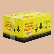 Commodities NZ Premium Charcoal Briquettes 10kg