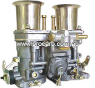 48IDF GENUINE WEBER CARBURETOR