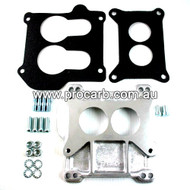 Ford Falcon V8 XC, XD, XE with 4BBL ThermoQuad to fit 350 Holley - Part # 10-555