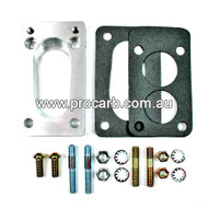 Subaru 1600,1800,Leone 4WD 1979-83 & 1800 FA81 1983-84 to fit 32/36 Weber/FAJS - Part # 10-112