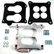 Ford V8 XC, XD, XE with 4BBL Carter Thermoquad to fit 4BBL SquareBore Holley - Part # 10-550