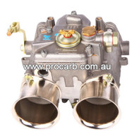 55DCO GENUINE WEBER L/H CARBURETOR