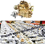 HOLDEN STROMBERG 8CYL WW  . Procarb Carburettor Remanufacturing - Customers own unit .